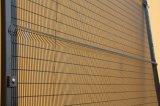Poudre Anti grimper 358 Clôture à mailles métalliques de sécurité sur le fil (XMM-WMA)