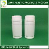 新しいデザイン200ml PEの丸型のプラスチック薬のびん