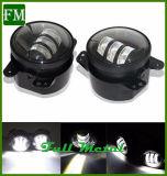 12V 지프 논쟁자를 위한 4 인치 안개등 둥근 LED