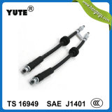 De professionele Slang van de Rem van Yute SAE J1401 met Montage voor Motocycles