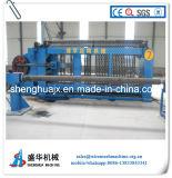 O PLC controla a máquina sextavada do engranzamento de fio da torção dobro