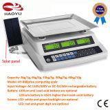 태양 전지판 두 배 프레임 AC110V/220V Acs 가격 계산 가늠자