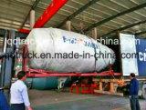 3-10 de vrachtwagentank van de m3 concrete mixer, de trommel van de concrete mixervrachtwagen