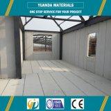 Легкий бетонную стену панели