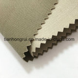 Haut de promotion de la Chine manufacture de coton organique polaire tissu ignifuge