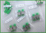 LC APC Fiber Optic Connector Adapters van Sc FC met Low Insertion Loss