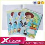 Commerce de gros imprimés personnalisés le bloc-notes Bloc-notes papier chinois de l'exercice de l'école Carnet de notes