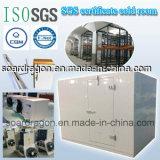 Cámara fría del SGS Certificaate