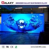 L'affichage vidéo/écran/panneau/mur/signe de location d'intérieur polychromes en aluminium du moulage mécanique sous pression P3/P4/P5/P6 DEL pour l'exposition, étape, conférence