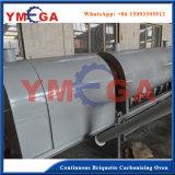 自動および容易な操作の木製の煉炭の棒メーカー機械