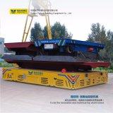 Alimenté par batterie chariot plat Wagon chariot industriel motorisé