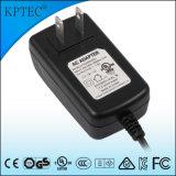 9V/1A/9W AC/DC Schaltungs-Energien-Adapter-Zubehör mit USA-Standard-Stecker