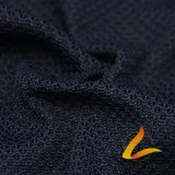Tissu élastique tricoté de Lycra de Spandex de polyester pour la forme physique de vêtements de sport (LTT-HD636-1#)