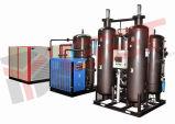 Generador de oxígeno para el soplado de vidrio