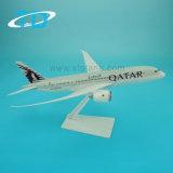 B787-8 Qatar 28cm de Model Perfecte Gift van het Vliegtuig voor Loodsen en Collectoren