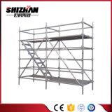 Andamio de acero de la capa/Ringlock del proyecto de Shizhan