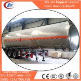 3 de Oplegger van de Tanker van de Brandstof van de Aanhangwagen van de Tank van assen 43000liters voor Verkoop