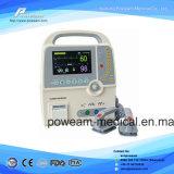 Pantalla LCD en color de 7 'Desfibrilador externo automatizado Aed (D-2000A)