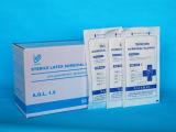 Guanto chirurgico del lattice dell'ospedale chirurgico sterile di alta qualità, guanto sterilizzato