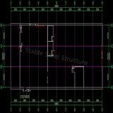 De geprefabriceerde Lichte Bouw van de Structuur van het Staal