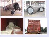 큰 수용량 석회석 회전하는 드럼 건조기