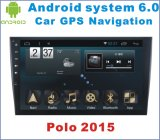 Android sistema GPS del coche para el polo con coches reproductor de DVD y Navegación