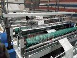 Primeiro selo que dobra então o saco que faz a máquina 1000mm