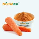 A cenoura certificada ISO de Dired pulveriza para o comida para bebé