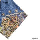 Diseño étnico de las mujeres de Srta. You Ailinna 102750 más la alineada de lino de la talla
