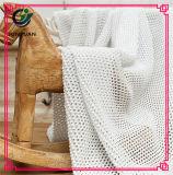 衣類によってファブリック中国の骨を抜かれる卸売のための100%年のポリエステルアフリカのレースファブリック