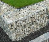 Dekorativer geschweißter Maschendraht-Typ Metallstein Gabion Rahmen für Stützmauer