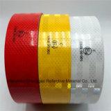 Ruban de sécurité réfléchie imprimé personnalisé de haute qualité, ruban Retroreflector, Ruban de conspicuité, Ruban réfléchissant 3 m