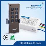 Controllo telecomandato dei canali FC-4 4 per fluorescente con Ce