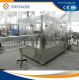 Machine recouvrante remplissante de lavage d'eau potable de bouteille