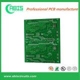 PCB de placa de camada única de tinta verde