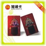 Cartão de chip de impressão em PVC com pedido (SL-5107)