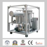 Épurateur d'huile isolante d'étape simple, machine de Regeration de pétrole de transformateur, pétrole de rebut de transformateur réutilisant la machine (JY)