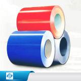 El mejor precio para la certificación ISO Prepainted Coate Color de la bobina de acero galvanizado