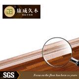 Parquet de madera de teca impermeable / suelo laminado