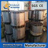 De Transportband van het Rustijzer van het roestvrij staal