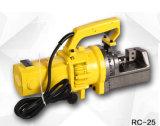 Automatischer hydraulischer Stahlstab-Handscherblock