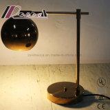 Lampe incurvée simple moderne de Tableau en métal pour le relevé