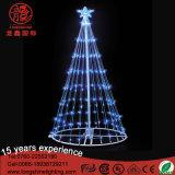 Weihnachtsbaum-Licht LED-Mehrfarben120v 12V gewundenes für im Freiendekoration
