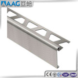 Extrusions en aluminium anodisées par Top Ten de la Chine