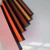 La sortie d'usine HPL décoratif couvre le stratifié de 0.5-1mm