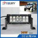 크리 사람 LED 자동 램프 36W 기관자전차 모는 빛 트랙터 LED 작동 빛