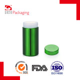 Bottiglie multifunzionali della plastica di verde dell'HDPE 13oz