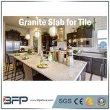 Matériau de granit/de marbre normal noir gris blanc jaune rouillé de tuile de brame de construction