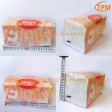 Embalaje de plástico máquina de embalaje de tejido facial