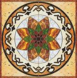 花模様のカーペットのタイルの磨かれた水晶陶磁器の床タイル1200X1200mm (BMP21)